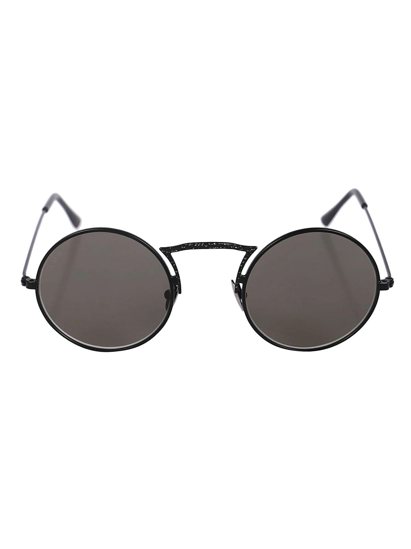 L.G.R Lgr Monastir Sunglasses in Black Matte