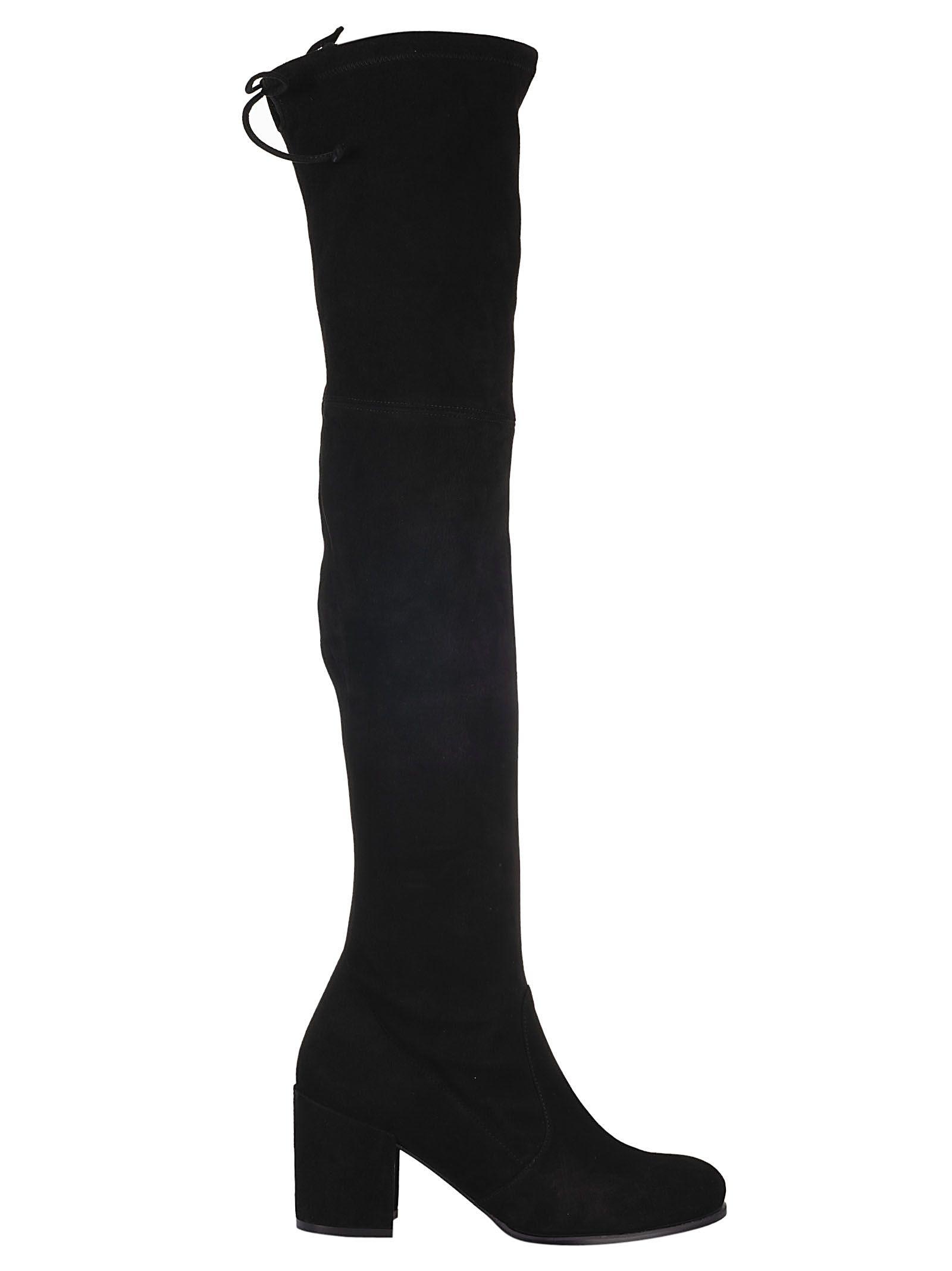 Tieland Boots, Black