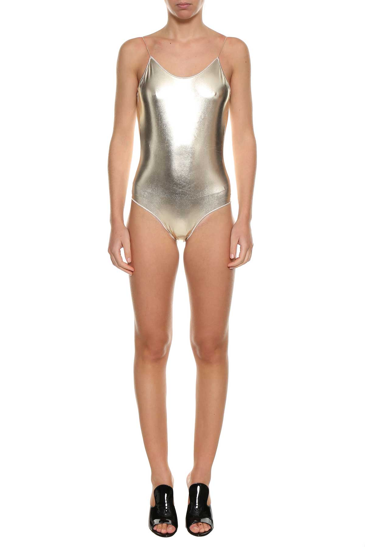Oseree Oseree Laminated Swimsuit From Osèree 10608683