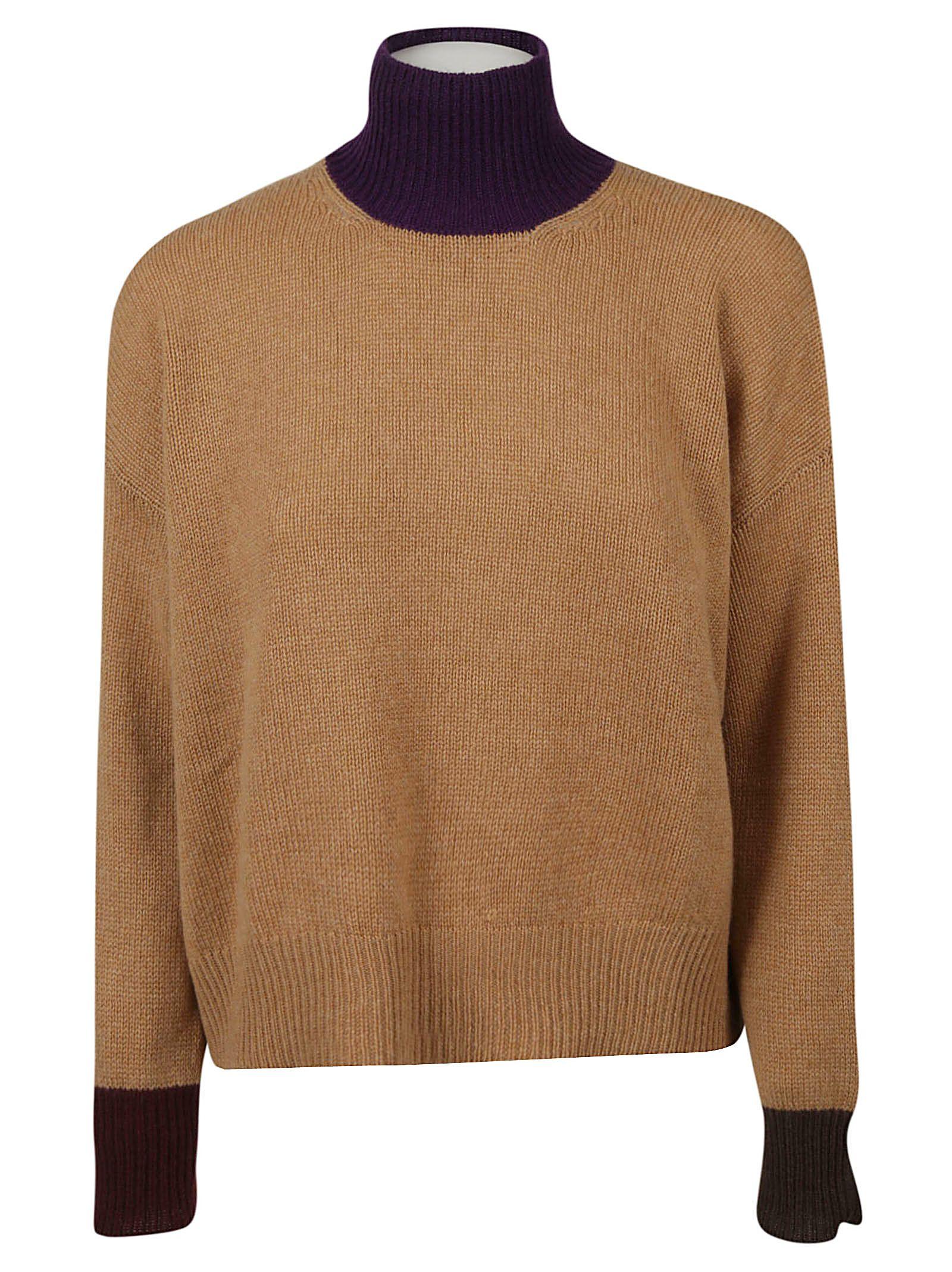 marni -  Turtle Neck Sweater