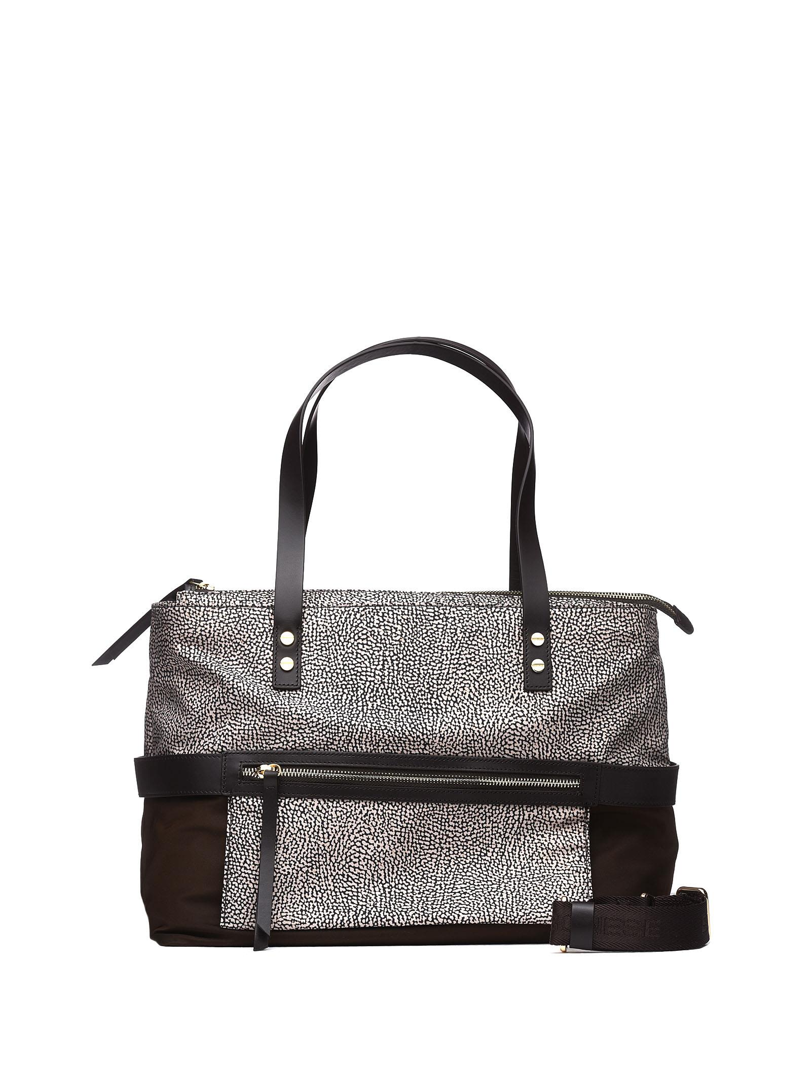 Borbonese MEDIUM-SIZE TOTE BAG