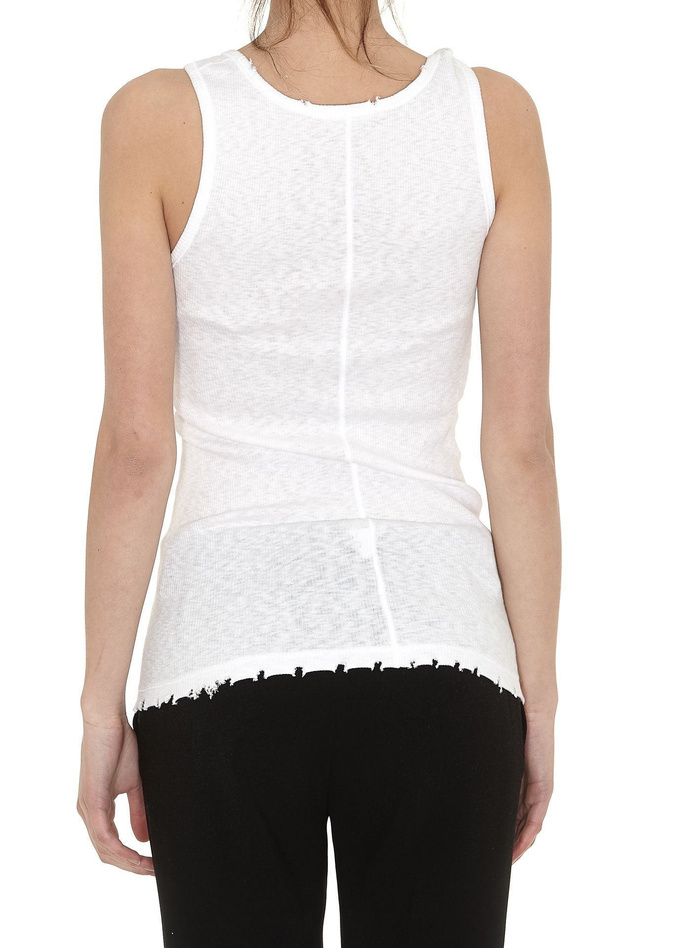 Sunshine chewed up top Helmut Lang Clearance For Cheap Perfect Cheap Online Free Shipping Visit vDh8R