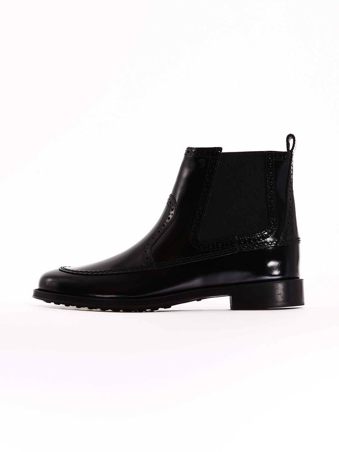 Tod's Ankle Boot Black