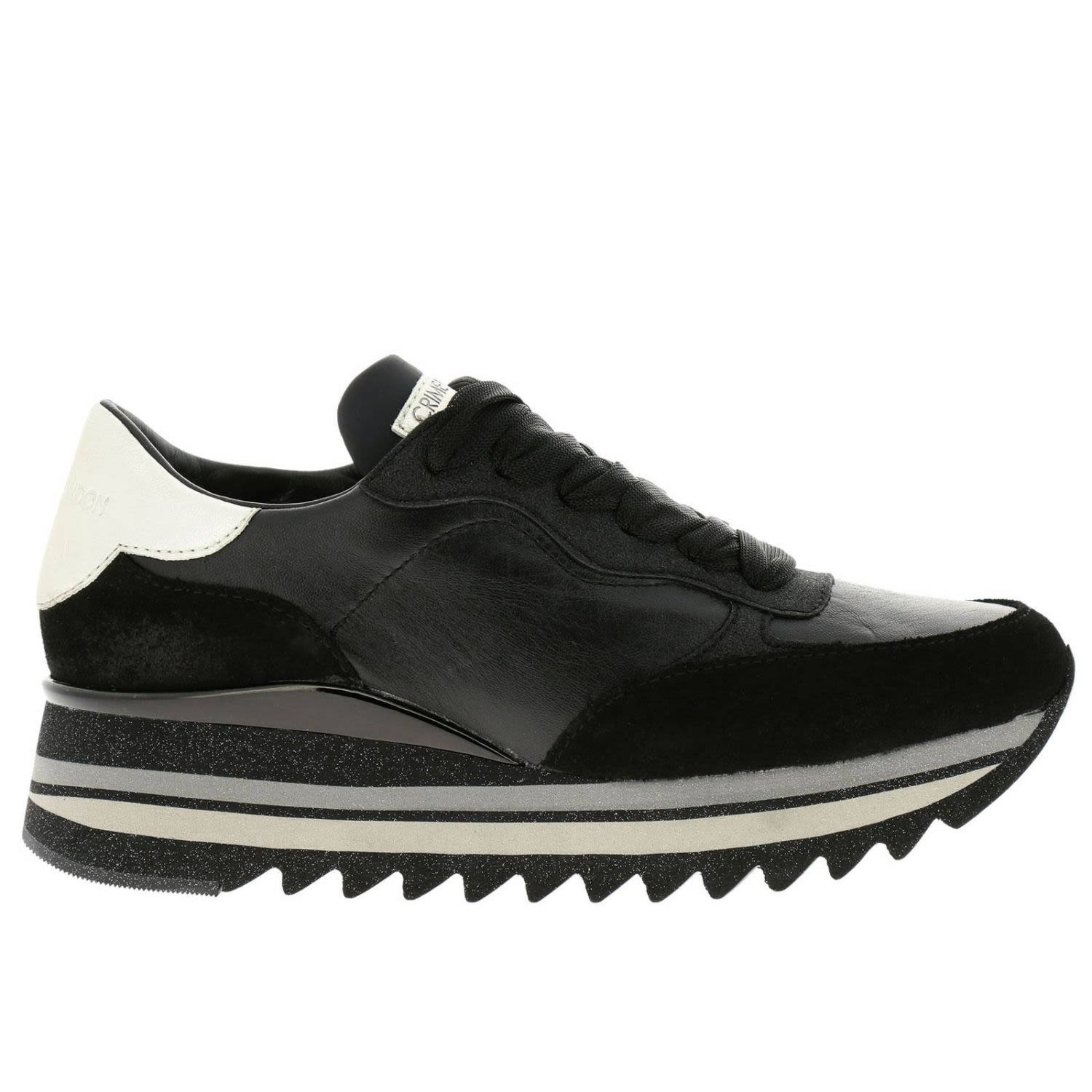 CRIME LONDON Crime London Sneakers Shoes Women Crime London in Black