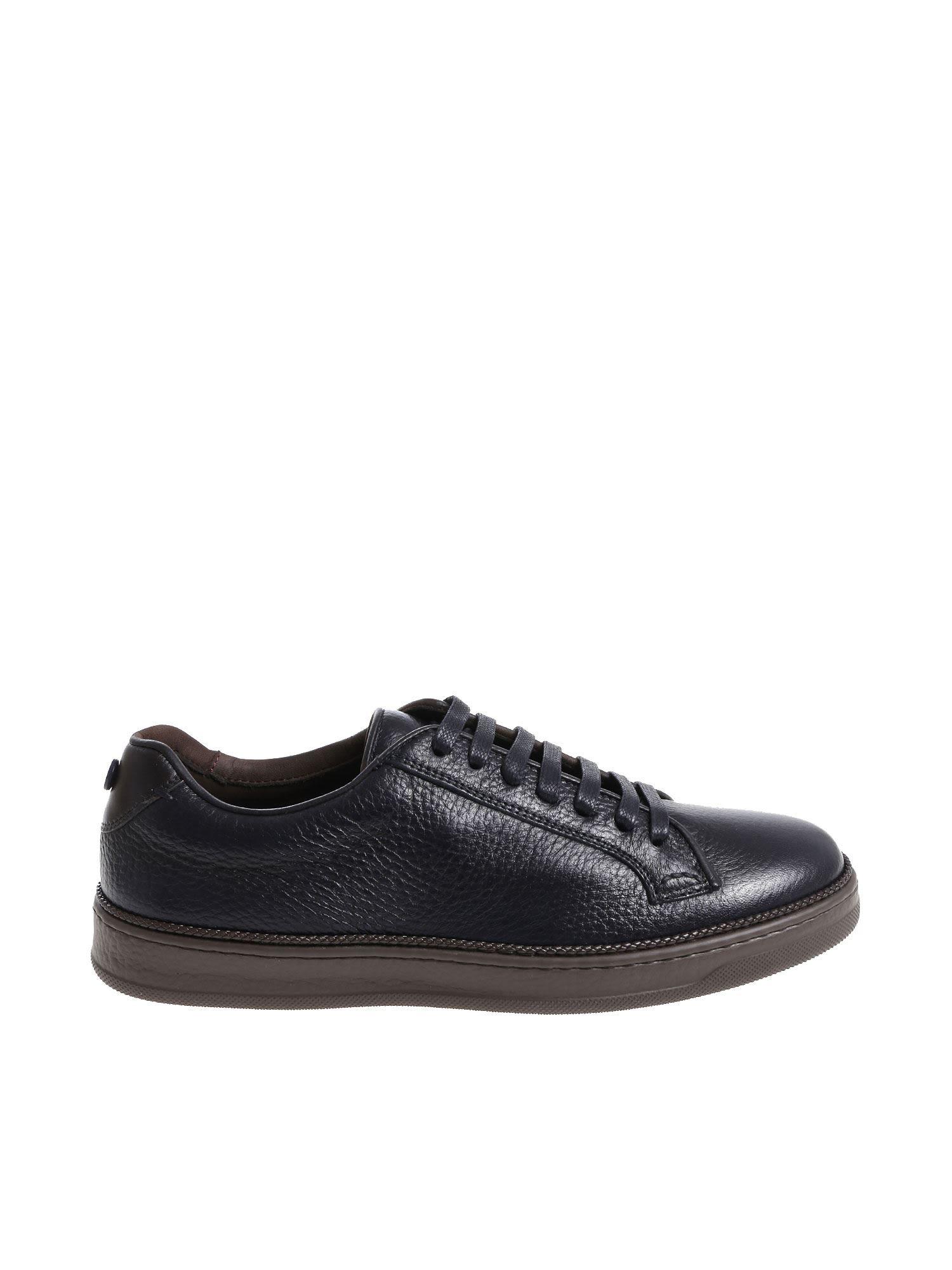 BLU BARRETT Nigel Sneakers in Night Blue