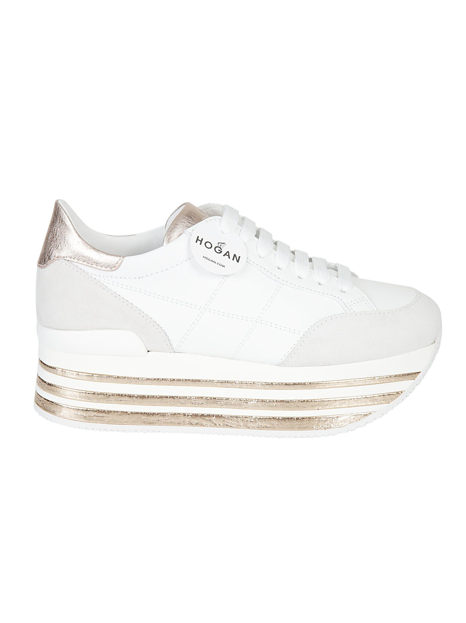 Manchester Discount Footlocker platform sneakers - White Hogan Free Shipping Comfortable From China Cheap Price TmjmeVAO