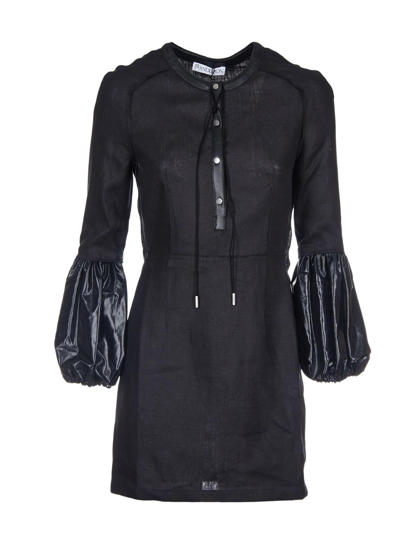 J.w. Anderson Puff Cuffs Dress