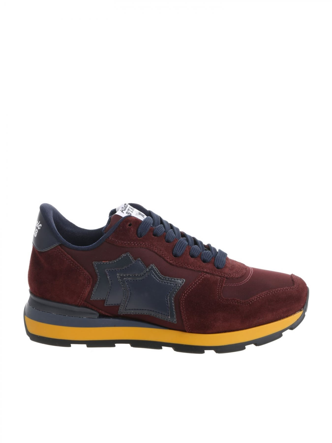 Suede Sneakers Antares Bcn 04ny