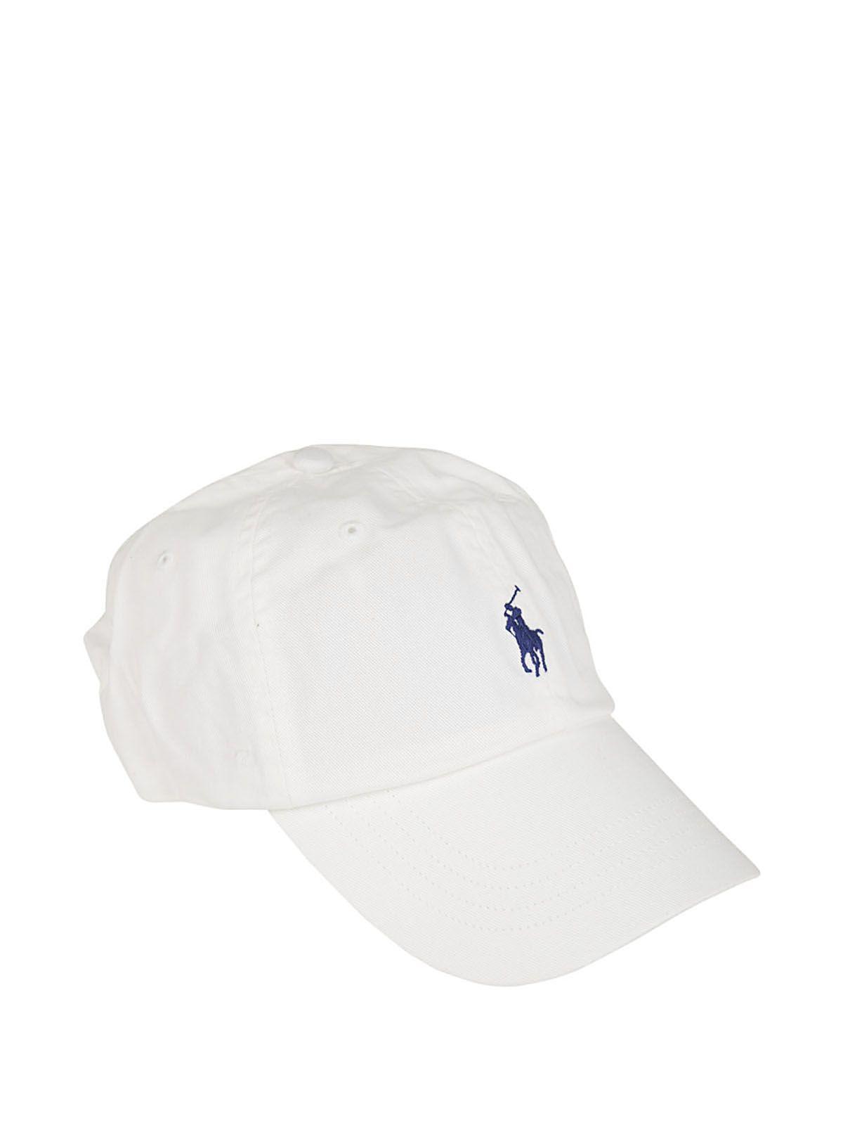 polo ralph lauren -  Front Logo Baseball Cap