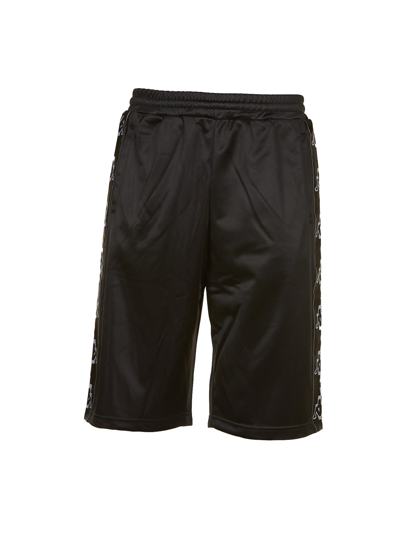 Marcelo Burlon Kappa Tape Shorts