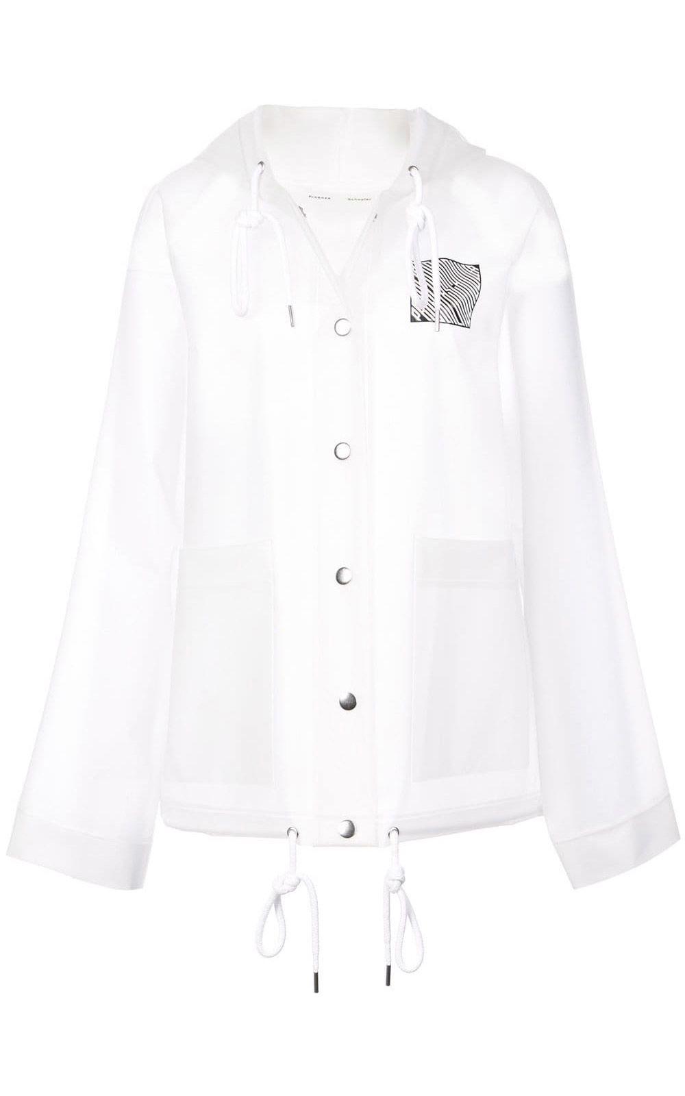 proenza schouler -  Pswl Care Label Raincoat