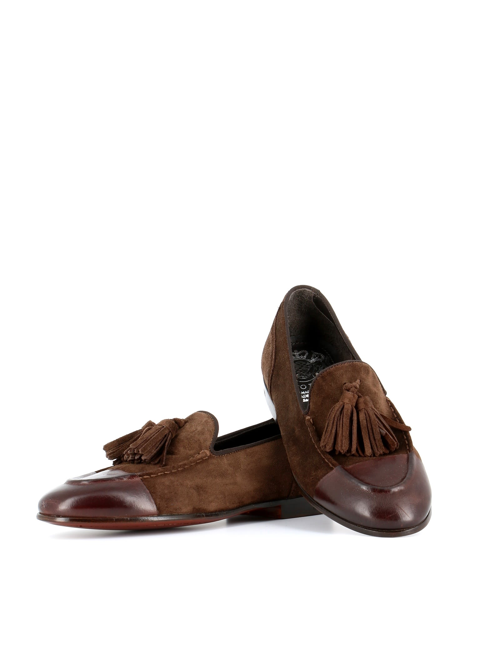 ALBERTO FASCIANI Tassel Loafer tessa 45029 Discount 2018 New Outlet Official Site IMUbR1j