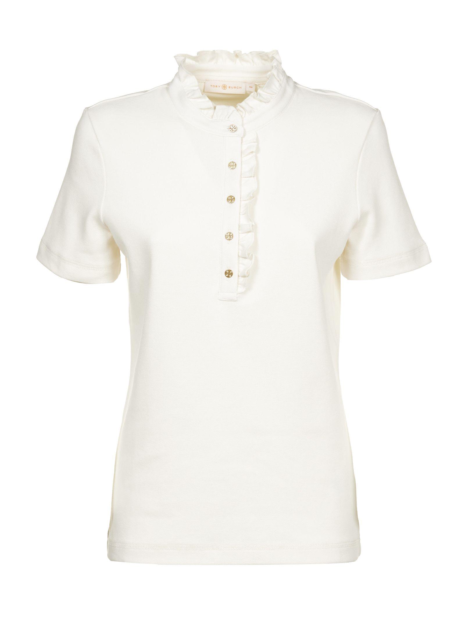 Emily Polo Shirt in Neutrals