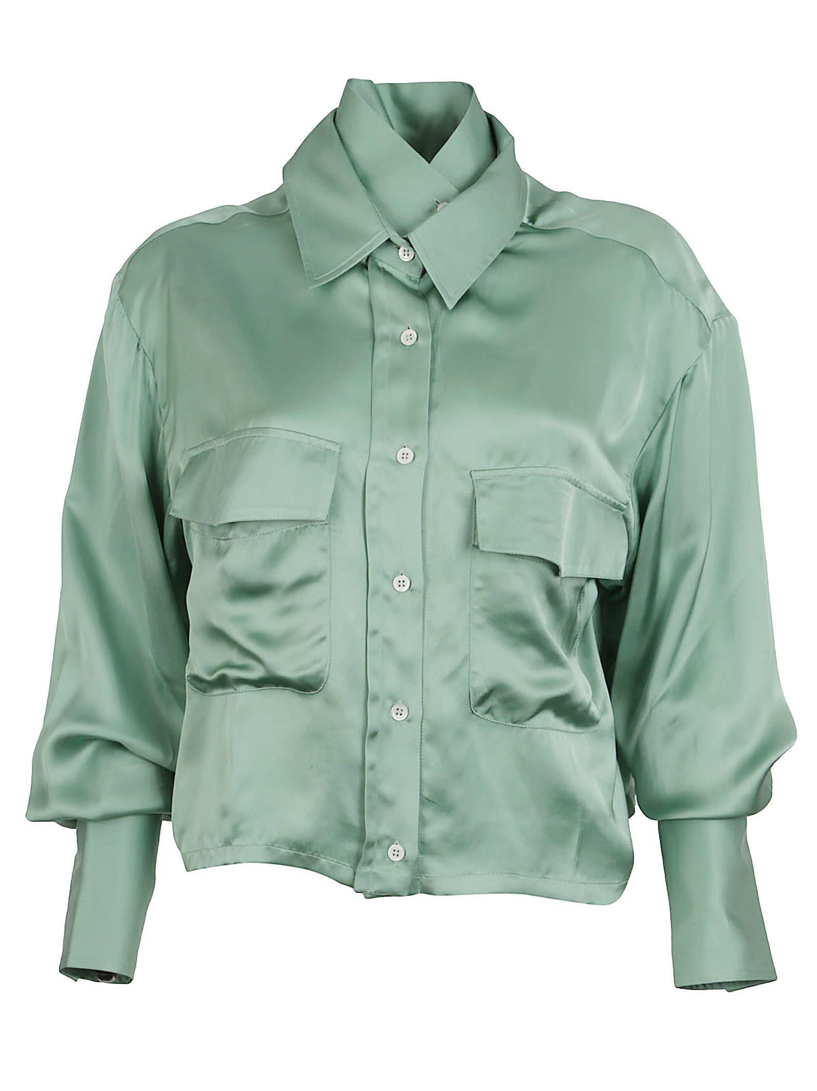 aalto female aalto straight shape boxy shirt