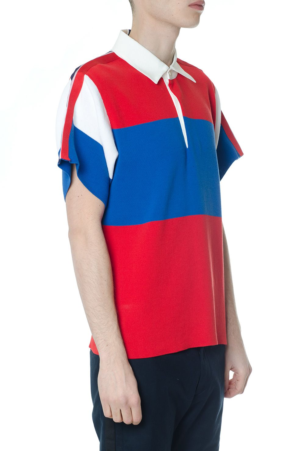 Visa Payment Cheap Online oversized rugby polo - Red Tommy Hilfiger Clearance Pay With Visa Shop Offer Cheap Online Clearance Sale 920gtF5yGW