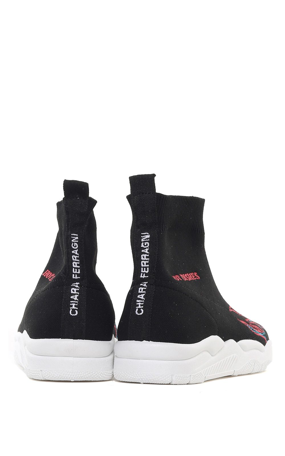 Stretch-knit sock sneakers Chiara Ferragni OlFg7caF