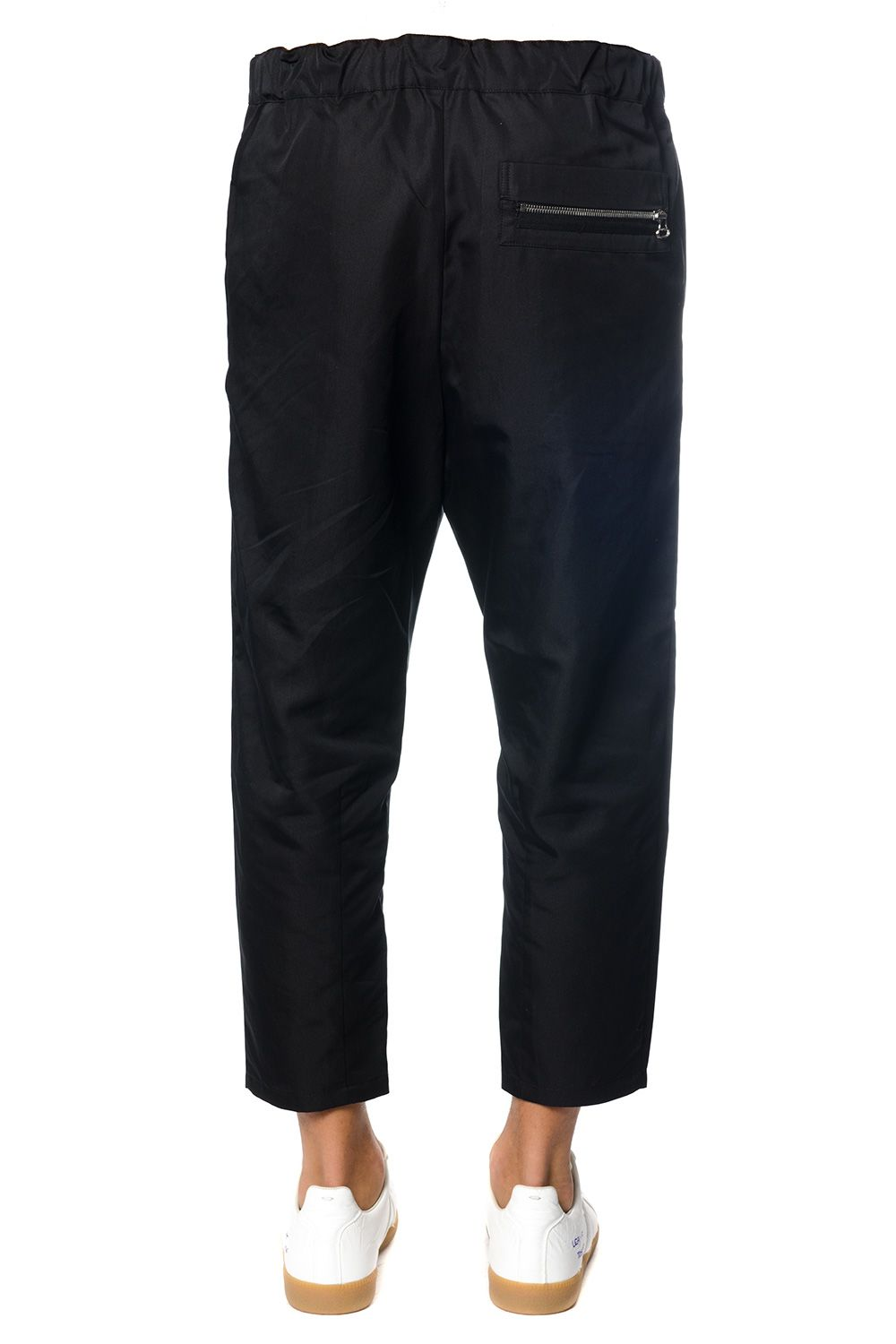 cropped trousers - Black OAMC Outlet With Mastercard Online Store Sale Discounts Clearance Pay With Visa Fast Delivery Online osqDhd
