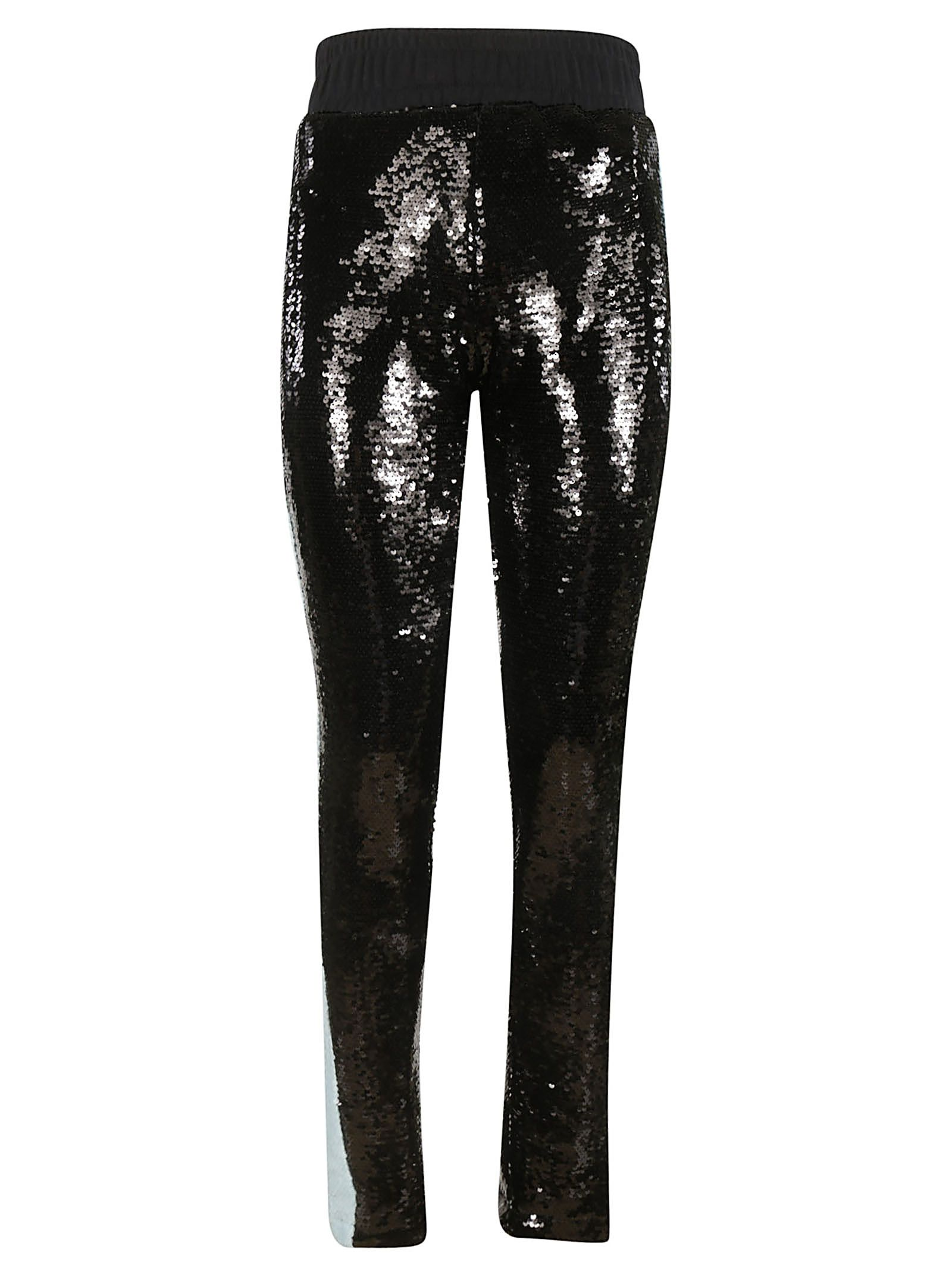 SEQUINED TRACK PANTS from Italist.com