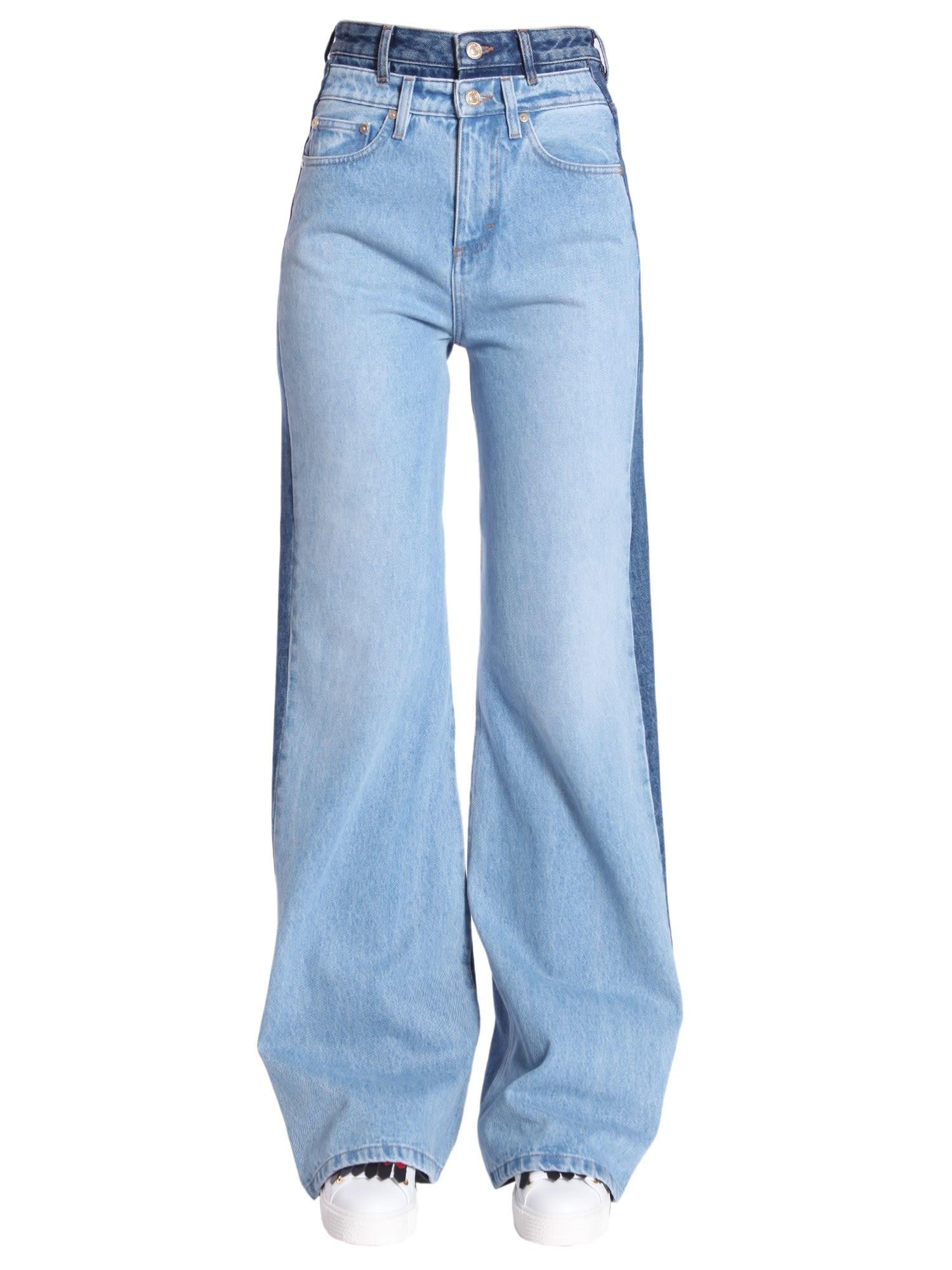 tommy hilfiger -  Wide Leg Jeans