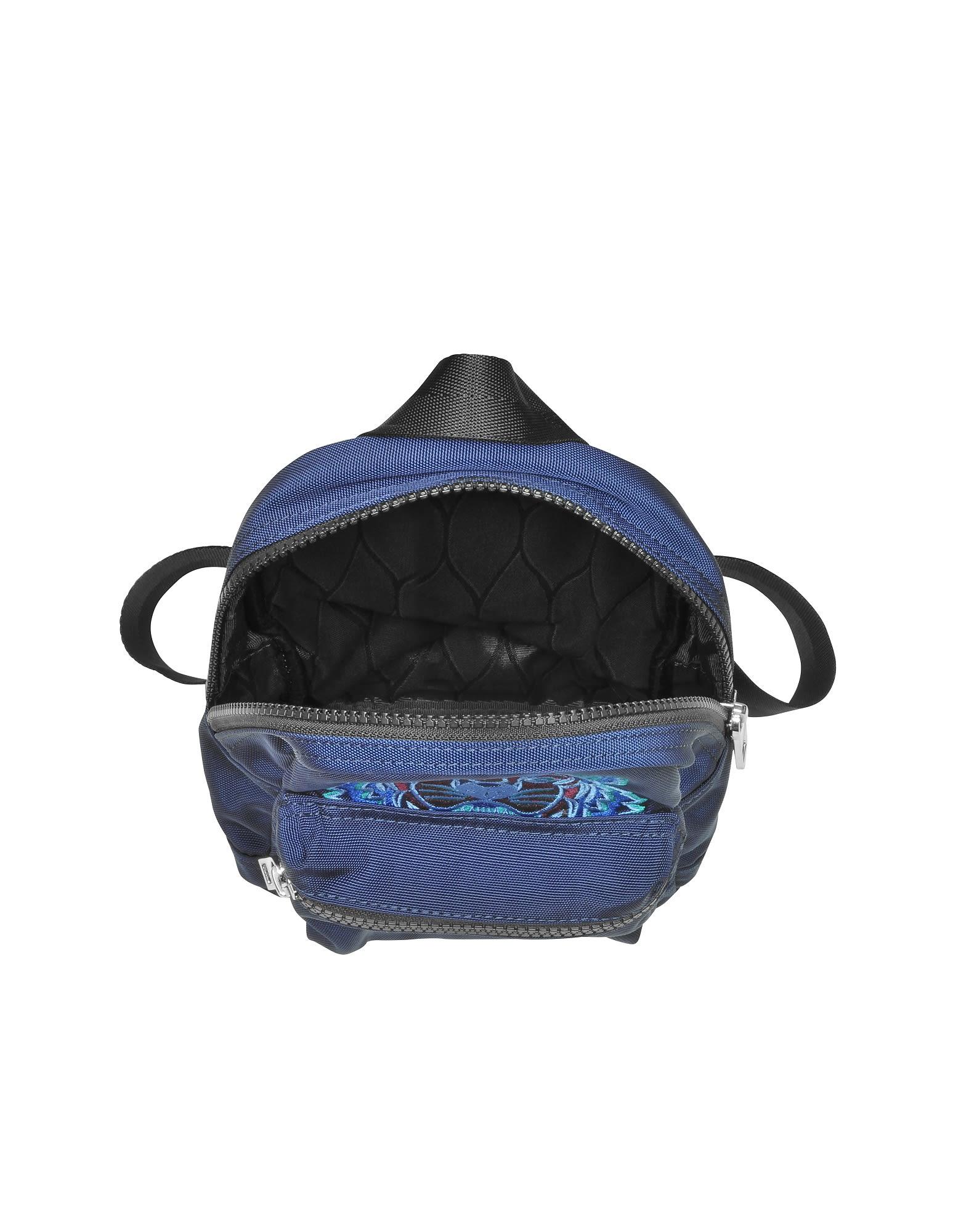 Kenzo Mini Canvas Backpack Fenix Toulouse Handball Bacpack Womens Backpacks Lyst