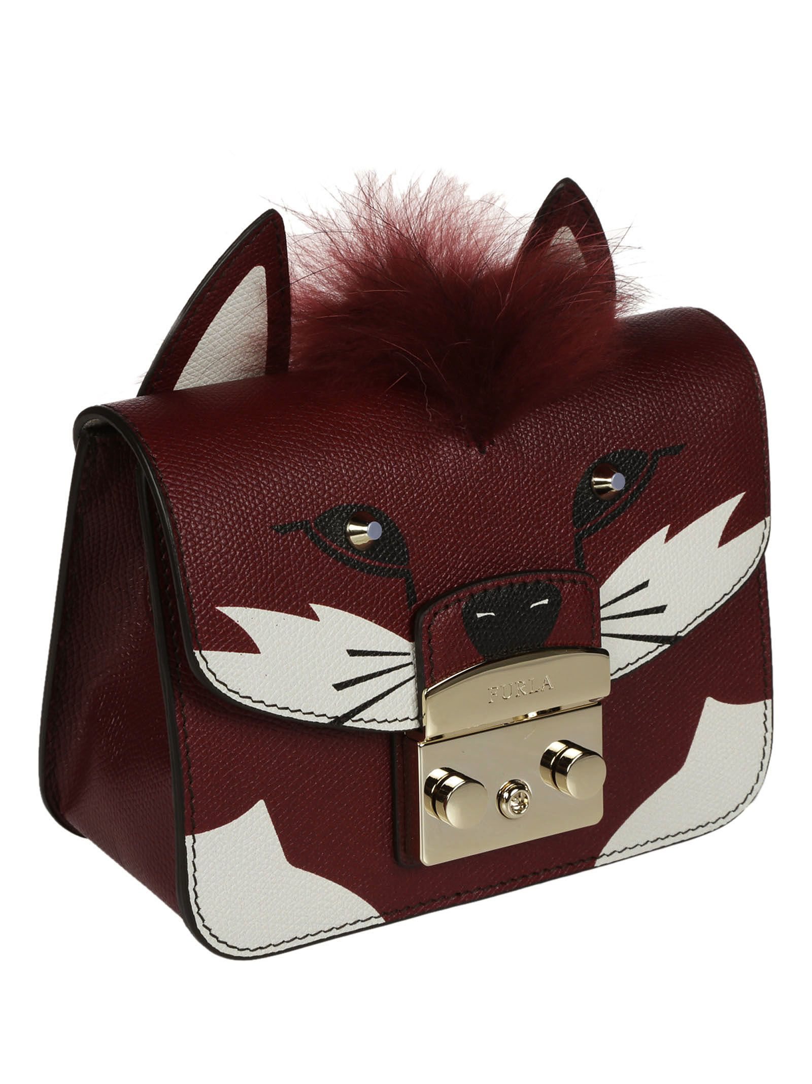 Furla Cat Metropolis bag Zrf7AF