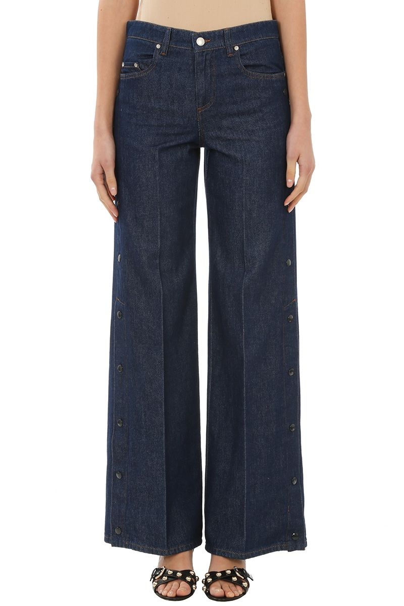 RED Valentino Blue Flare Jeans 10492975