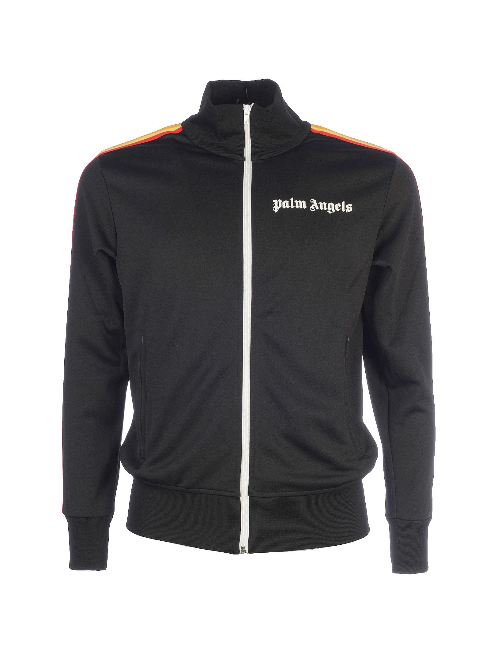 PALM ANGELS SIDE STRIPED BOMBER