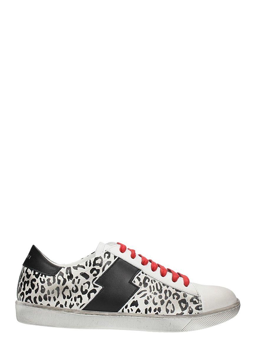 White Leopard Viper Sneakers Amiri ktFzPi9qQ