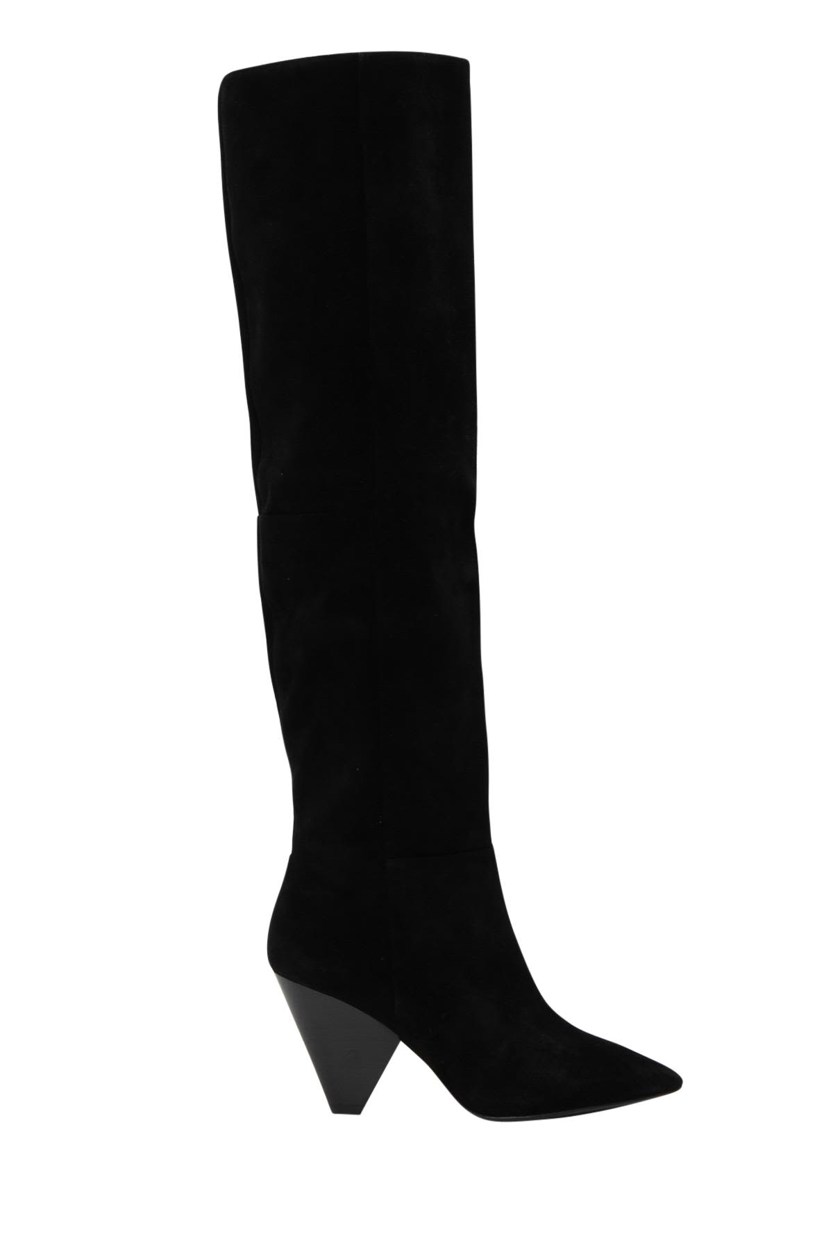 ASH OVER-THE-KNEE BOOTS