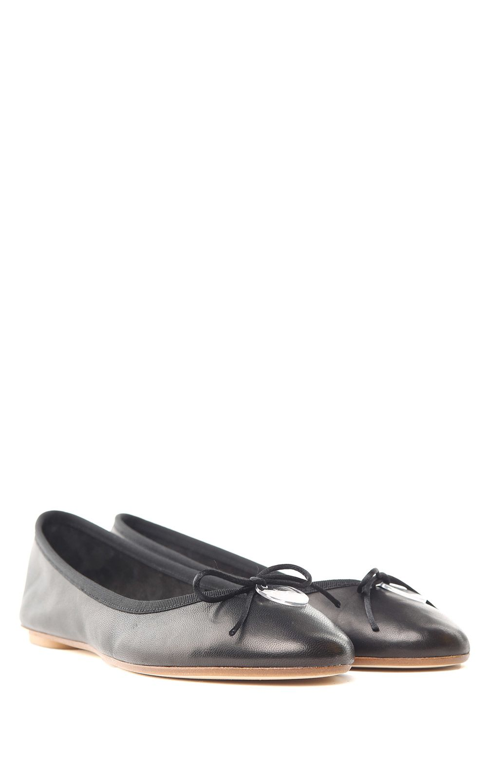 Annette leather ballet flats Anna Baiguera Sale Low Price Latest Sale Online 9K9Nllng