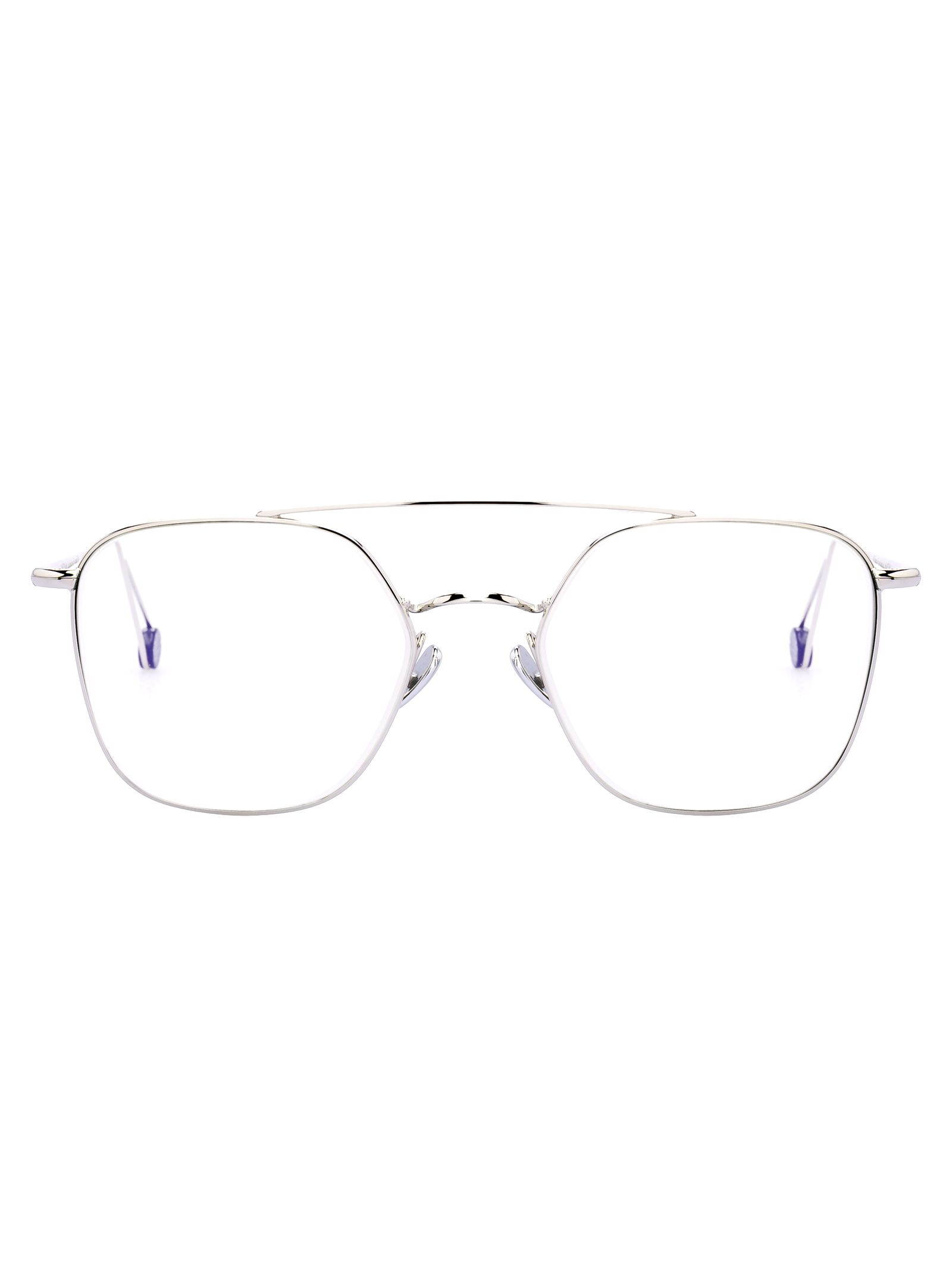 Ahlem Concorde Glasses in White Gold