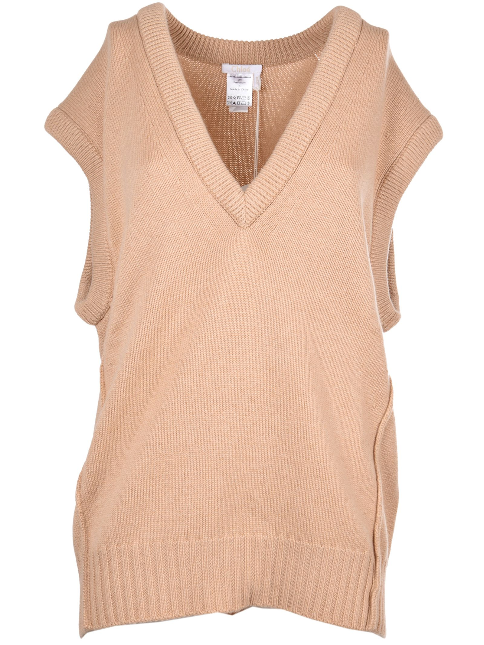 Chloé V-neck Top
