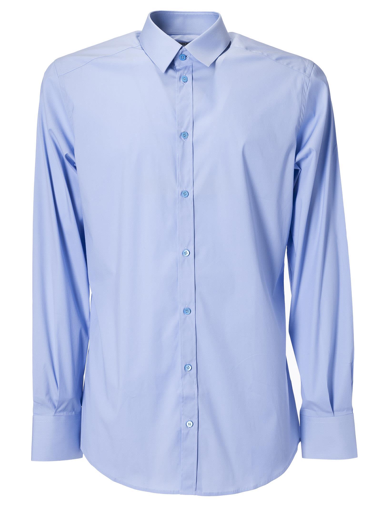 Dolce & Gabbana Stretch Shirt