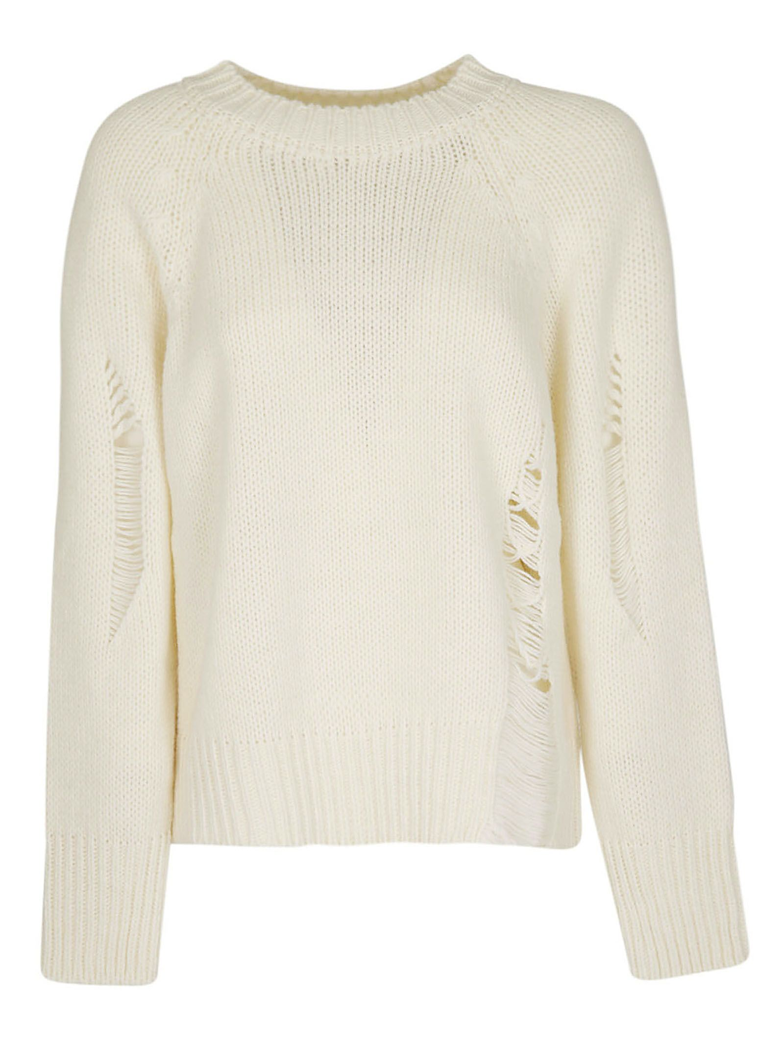 Federica Tosi DISTRESSED SWEATER