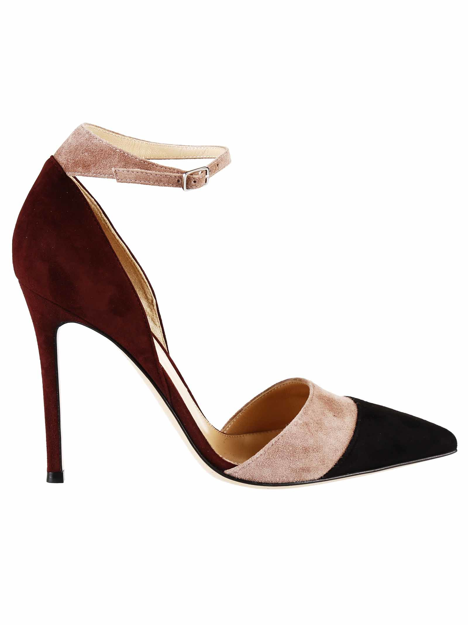 Gianvito Rossi pointed buckle pumps clearance looking for find great sale online J4KJF2H
