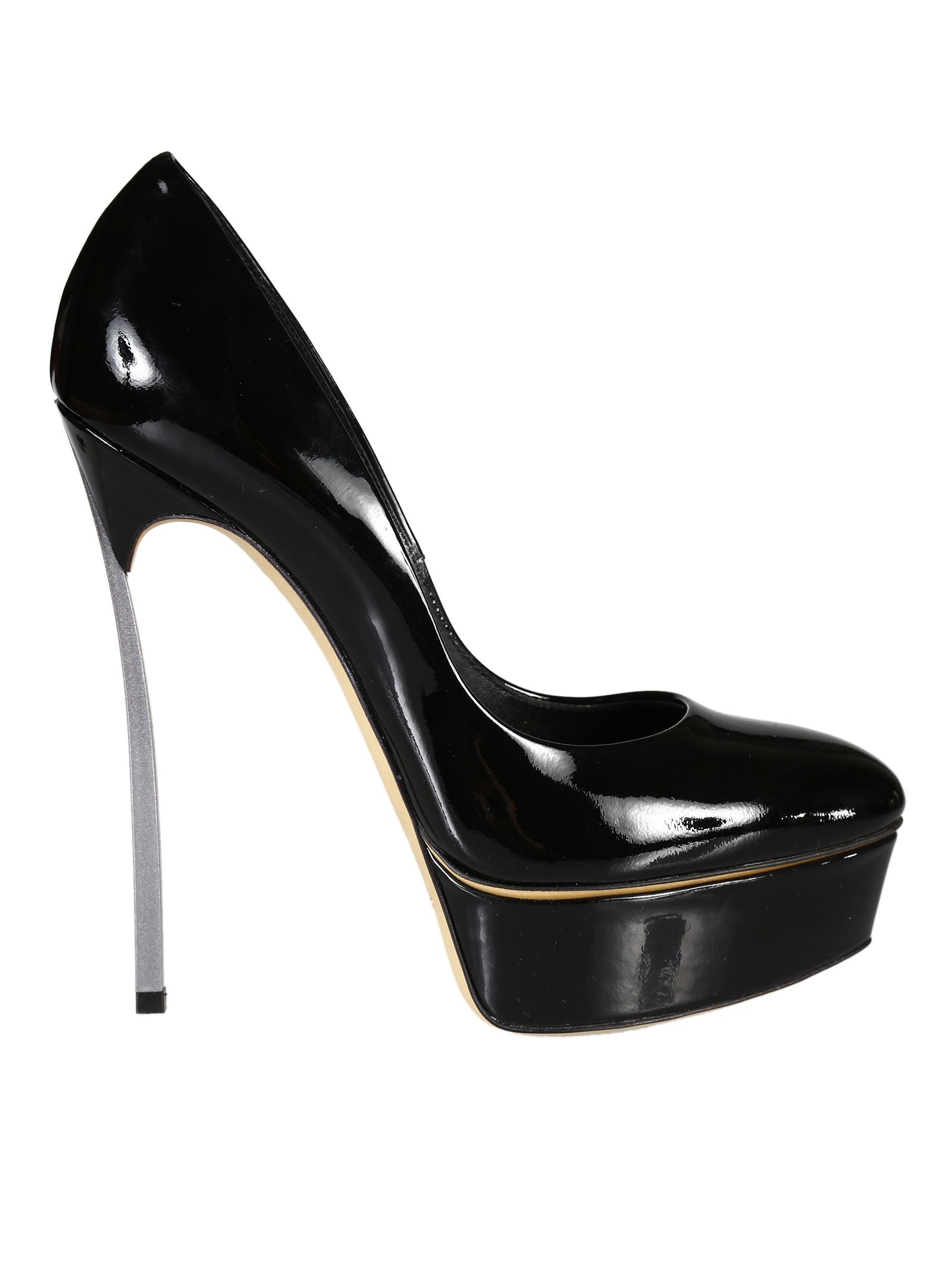 Pumps & High Heels for Women On Sale, Black, Leather, 2017, 3 Casadei