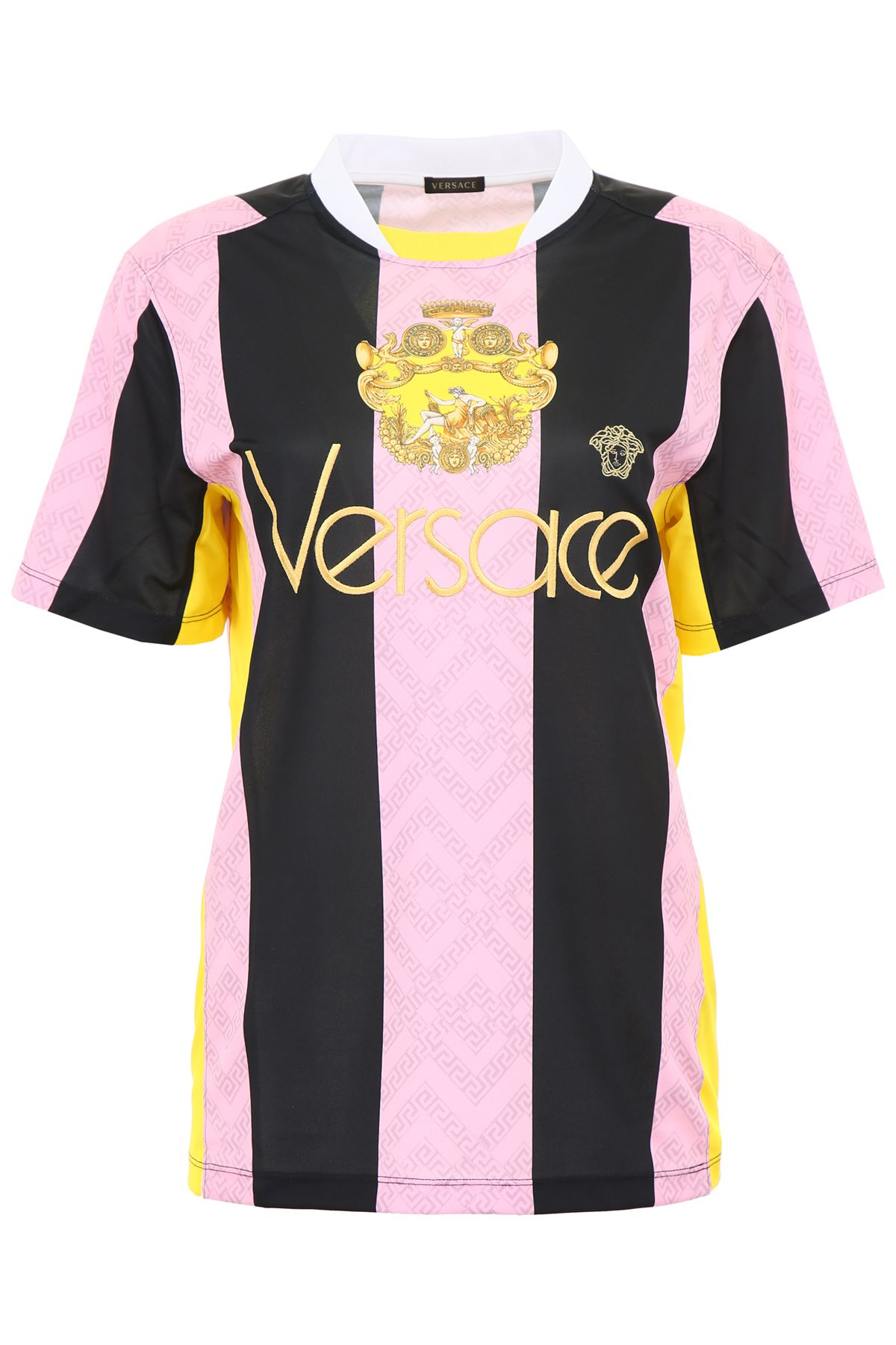 VERSACE FOOTBALL T-SHIRT