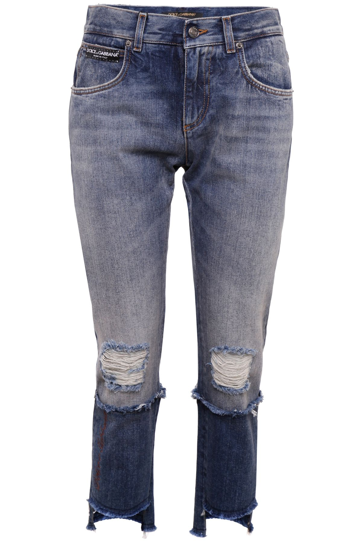 Jeans With Patches 9953168