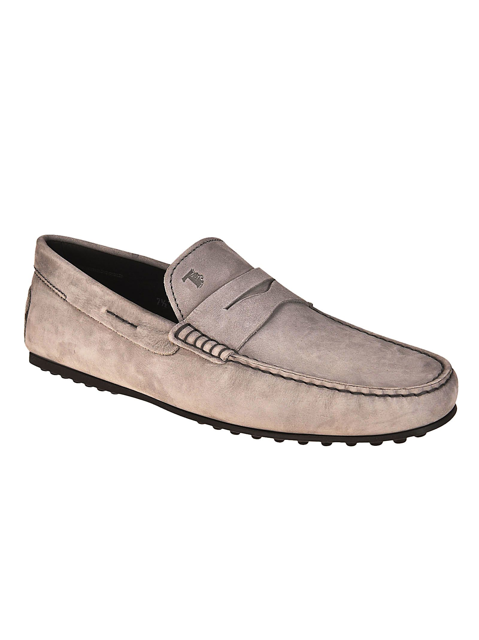 classic slip-on loafers - Grey Tod's Discount 100% Authentic Clearance Latest Collections XwlBY4jWQe