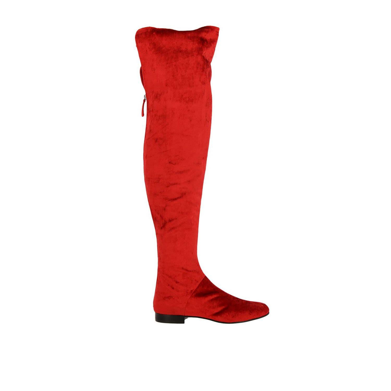 Boots Shoes Women Alberta Ferretti