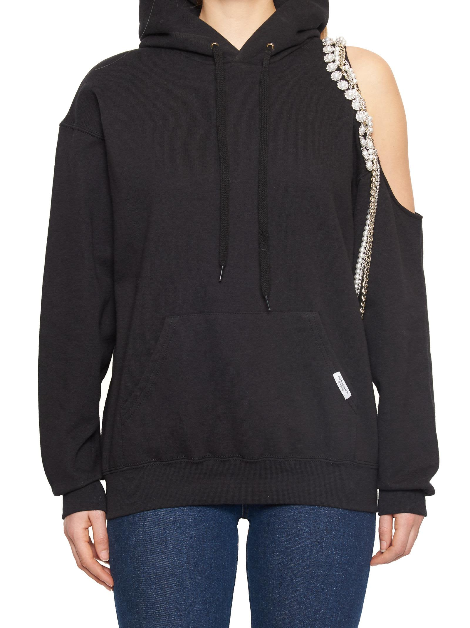 Forte Couture 'cindy Crawford' Hoodie