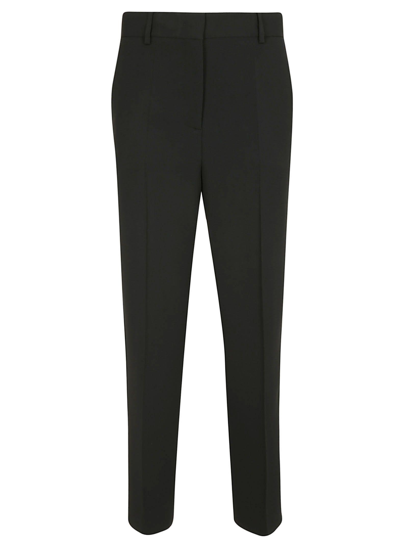 NEWYORKINDUSTRIE New York Industrie Classic Trousers in Black