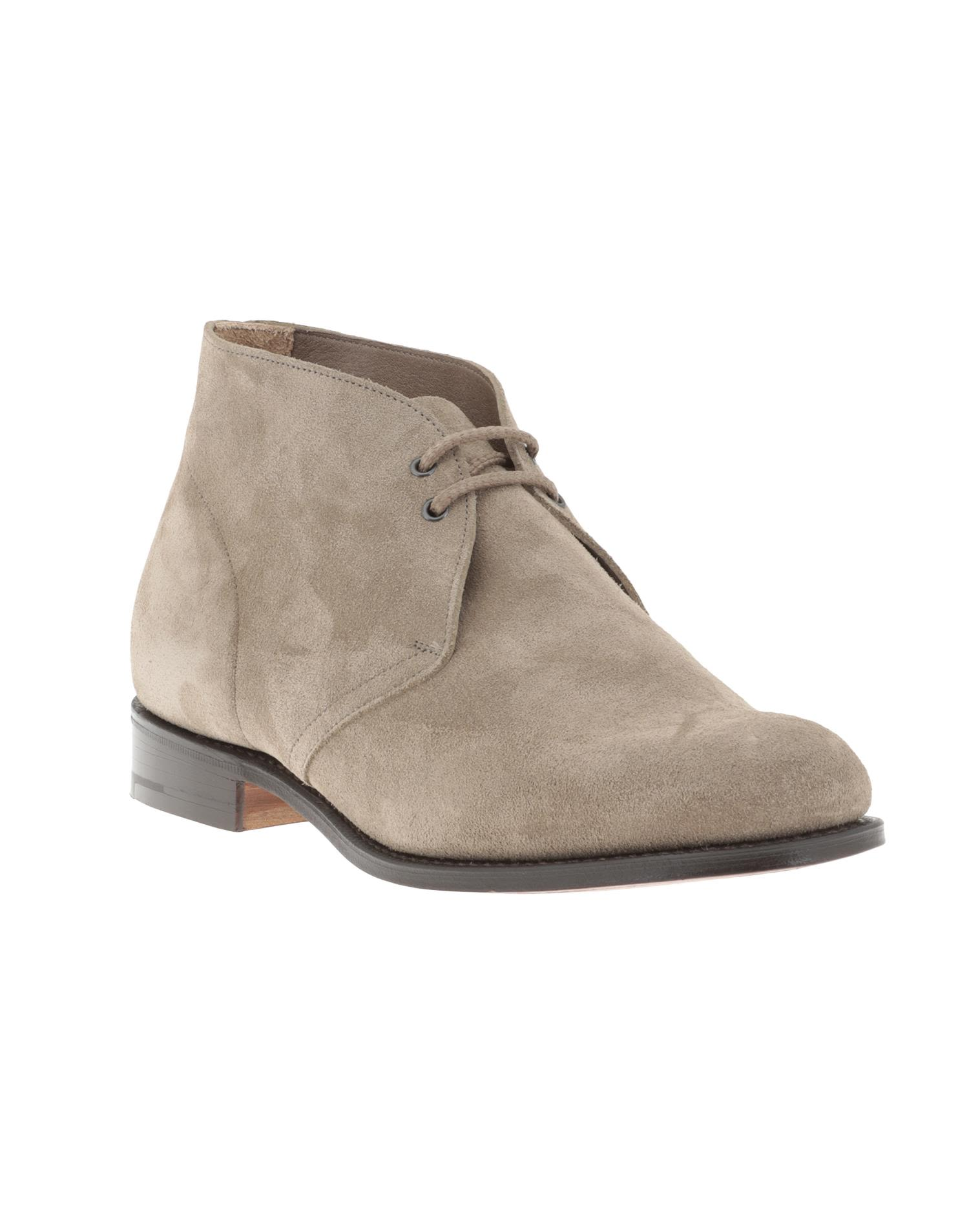 Suede Leather SAHARA L Desert Boots Spring/summer Churchs Free Shipping Choice Cheap 2018 Unisex Cheap Price Store 2ZGVp