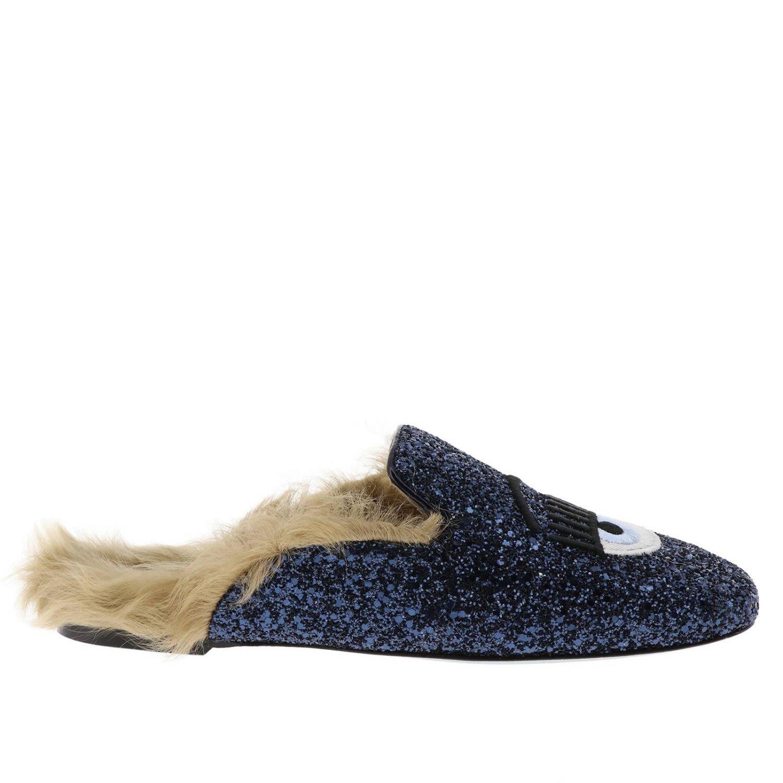 Ballet Flats Shoes Women Chiara Ferragni