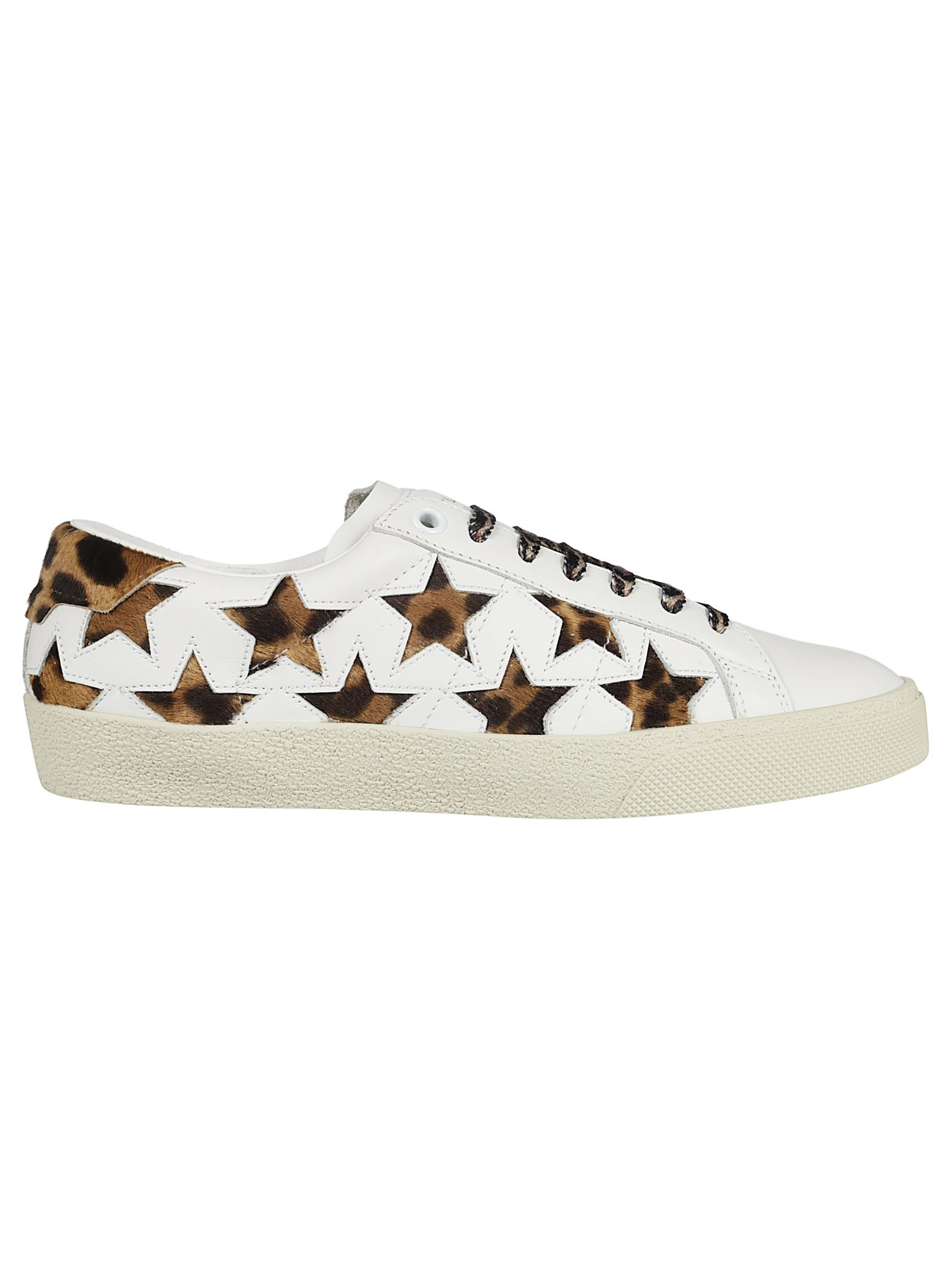 LEOPARD SIGNATURE COURT SL-06 CALIFORNIA SNEAKERS