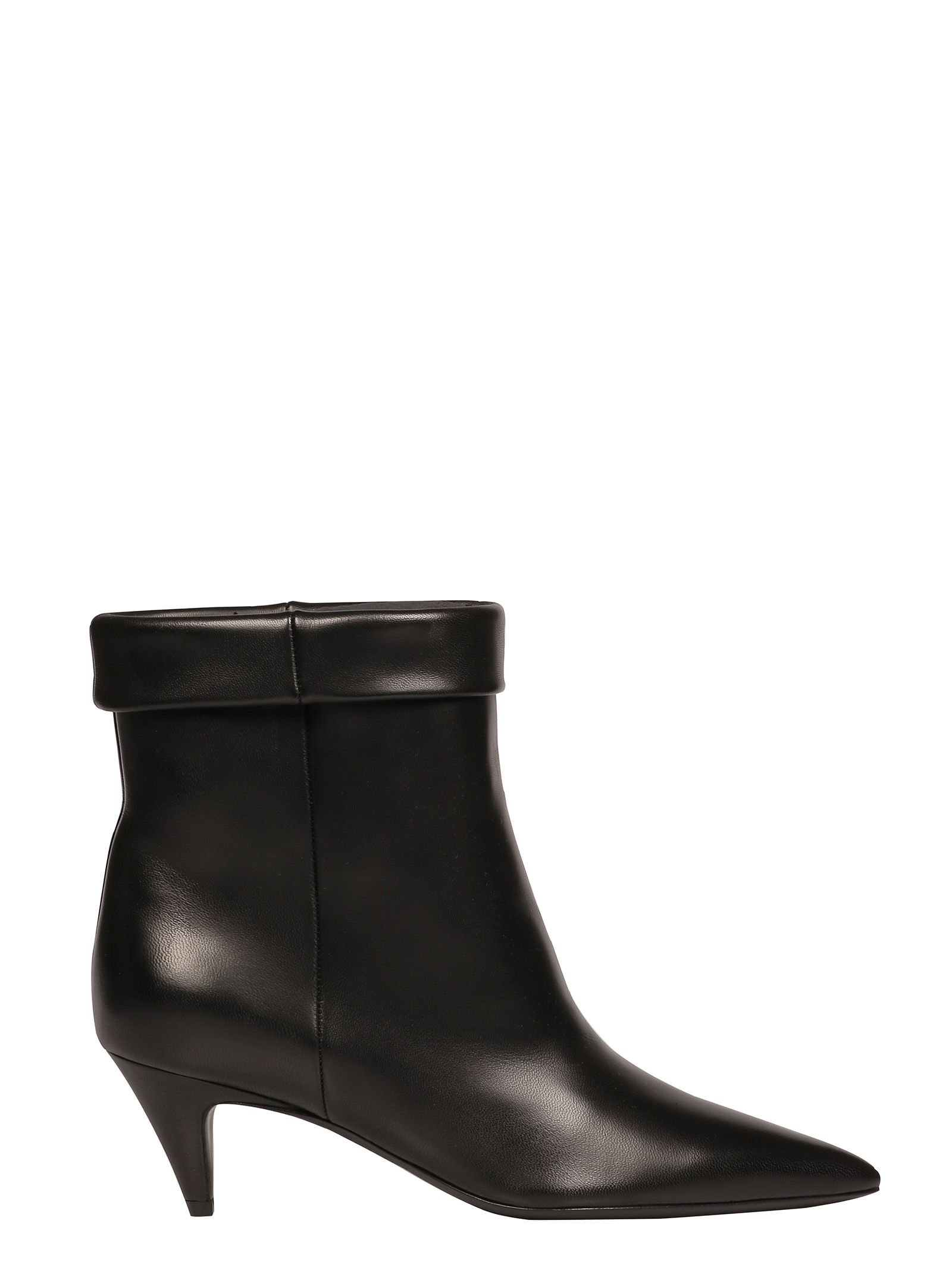 SAINT LAURENT CHARLOTTE 55 ANKLE BOOTS