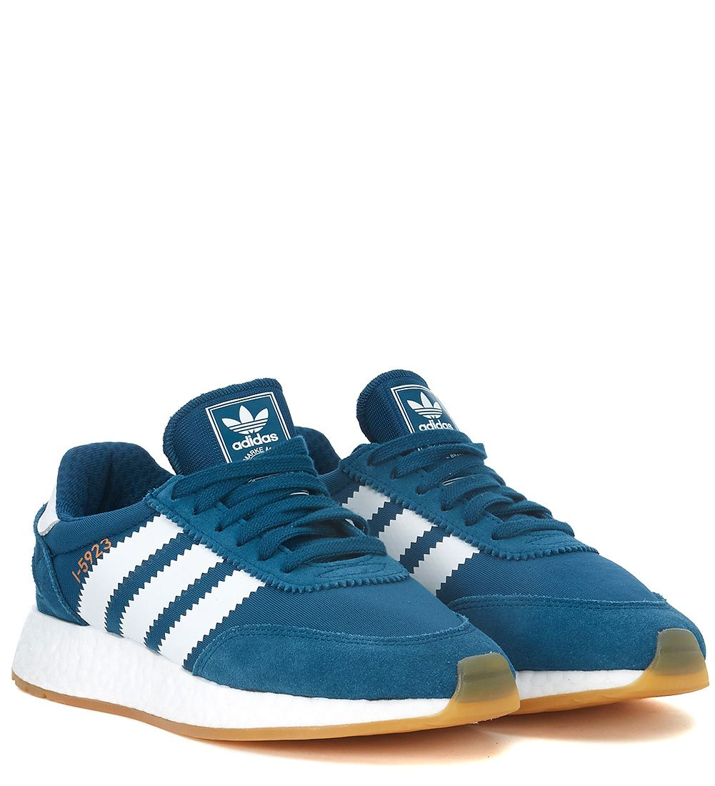 adidas I-5923 Dark Teal Color Mesh And Suede Sneaker Footlocker Sale Online rvZJs