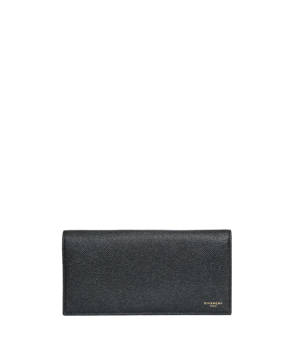 Givenchy Continental Leather Wallet