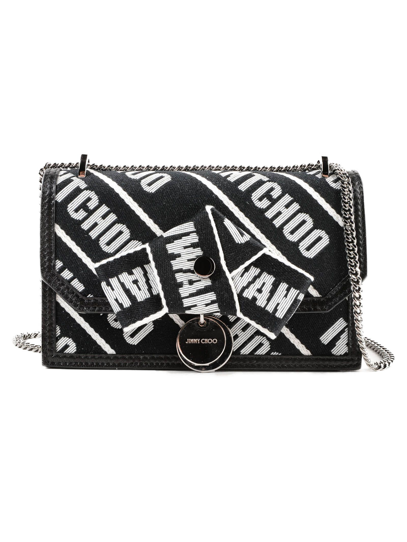 Jimmy Choo Finley Shoulder Bag