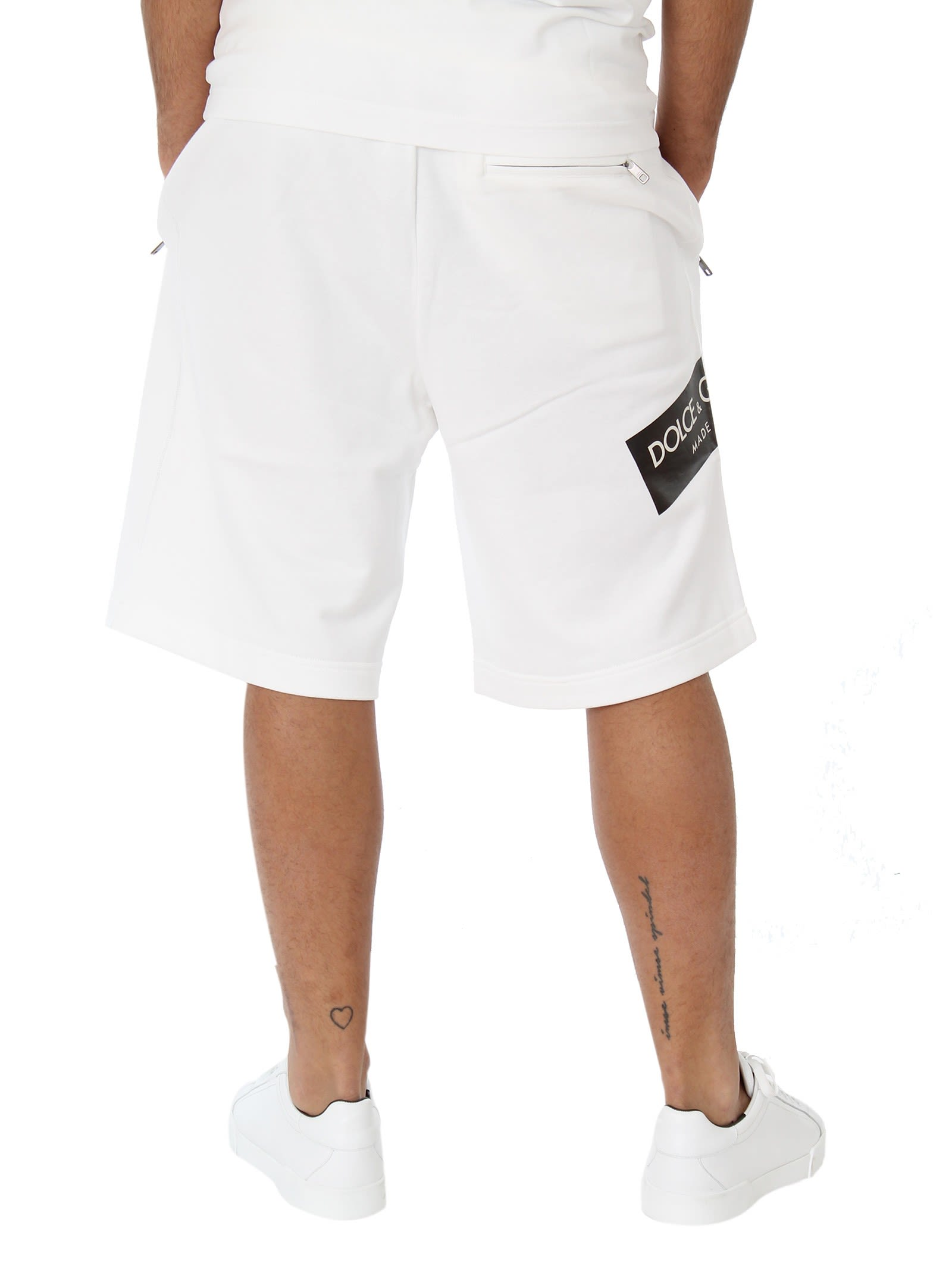 TROUSERS - Bermuda shorts Dolce & Gabbana dBTaY